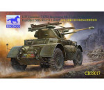 Bronco CB35017 - Canadian T17E1 Staghound Mk. I Late Production w/60lb rocket