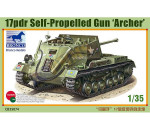 Bronco CB35074 - 17pdr Self-Propelled Gun 'Archer'