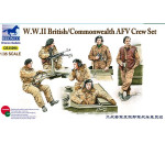 Bronco CB35098 - British/Commonwealth AFV Crew set