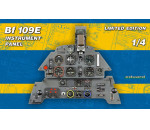 Eduard 14002 - Bf 109E instrument panel Limited Edition