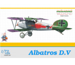 Eduard 7402 - Albatros D.V Weekend