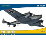 Eduard 7420 - Bf 110D for Weekend