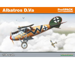 Eduard 8111 - Albatros D.Va ProfiPack Foreign Air Forces - Profi Pack