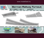 HobbyBoss 82909 - German Railway Turnout