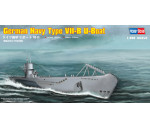HobbyBoss 83504 - German Navy Type VII-B U-Boat