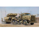 HobbyBoss 85519 - M911 C-HET w/m747 Heavy Equipment Semi- Trailer
