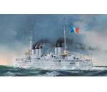 HobbyBoss 86505 - French Navy Pre-Dreadnought Battleship Condorcet
