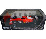 Hot Wheels 54646 - Michael Schumacher Ferrari F2002 150 Grand Prix Wins