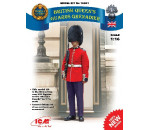 ICM 16001 - British Queen's Guards Grenadier (100% new molds – 2016)