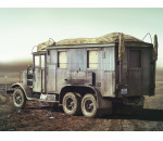 ICM 35462 - Krupp L3H163 Kfz.72, WWII German Radio Communication Truck