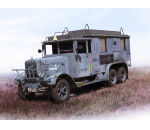ICM 35467 - Henschel 33 D1 Kfz.72, WWII German Radio Communication Truck
