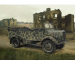 ICM 35525 - L1500A (Kfz.70), WWII German Personnel Car