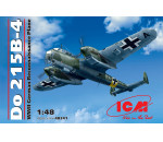 ICM 48241 - Do 215 B-4, WWII German Reconnaissance Aircraft
