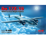 ICM 48243 - Do 17Z-10, WWII German Night Fighter