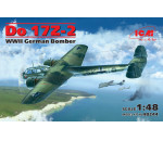 ICM 48244 - Do 17Z-2, WWII German Bomber