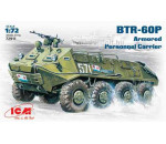 ICM 72901 - BTR-60P,Armoured Personnel Carrier