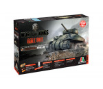 Italeri 36503 - M4 SHERMAN - World of Tanks