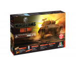 Italeri 36504 - M24 CHAFFEE - World of Tanks