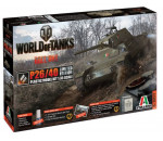 Italeri 36515 - P26/40 Limited Edit ion - World od tanks