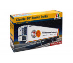Italeri 3896 - Reefer Trailer 40ft Classic