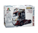 Italeri 3917 - DAF XF105 SMOKY JR  SHOWTRUCKS