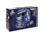 Italeri 3919 - IVECO HI-WAY 40th ANNIVERS. Show Truck