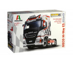 Italeri 3934 - IVECO HI-WAY E.5 ABARTH ShowTr