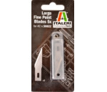 Italeri 50825 - LARGE FINE POINT BLADES 5x (for 50822)