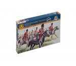 Italeri 6001 - Napoleonic British Heavy Cavalry 'Scots Greys'