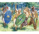 Italeri 6022 - GAULS WARRIORS