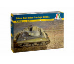 Italeri 6538 - M36B1 TANK DESTROYER