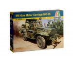 Italeri 6555 - 37mm Gun Motor Carriage M6
