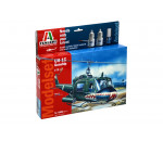 Italeri 71050 - Bell UH-1C GUNSHIP - Model Set