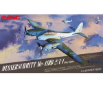 MENG-Model LS-001 - Messerschmitt Me-410B-2/U4 Heavy Fighter