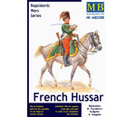 MasterBox 3208 - French Hussar, Napoleonic Wars era