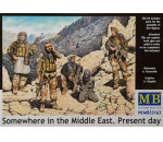 MasterBox 35163 - Somewhere in the Middle East.Present day