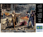 MasterBox 35175 - Zombie Hunter-Road to Freedom.Zombieland