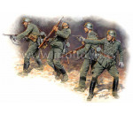 MasterBox 3522 - German Infantry in action 1941-1942 East
