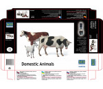 MasterBox 3566 - Domestic animals