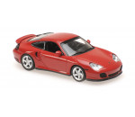 Maxichamps  - PORSCHE 911 TURBO (996) - 1999 - RED