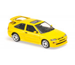 Maxichamps 940082101 - FORD ESCORT COSWORTH - 1992 - YELLOW