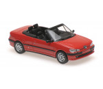Maxichamps  - PEUGEOT 306 CABRIOLET - 1998 - RED