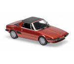 Maxichamps 940121662 - FIAT X1/9 - 1974 - RED