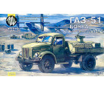 Military Wheels 7209 - AK-2-51-04-PS on the GAZ-51