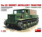 MiniArt 35052 - Sowj. Artillerie Zugmaschine Ya-12.Early