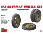 MiniArt 35099 - GAZ-AA Family Wheels set