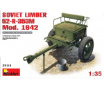 MiniArt 35115 - Sow.Munitionsanhängew.52-R-353M Mod.1942