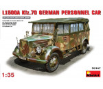 MiniArt 35147 - L1500A (Kfz.70) German Personel Car