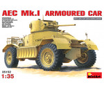 MiniArt 35152 - AEC Mk 1 Armoured Car
