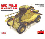MiniArt 35155 - AEC Mk 2 Armoured Car